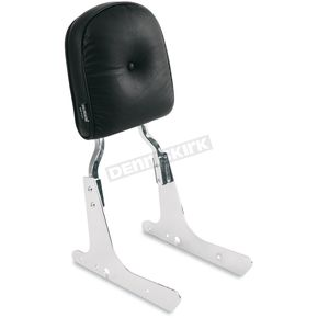 Drag Specialties Extra Wide Pillow Sissy Bar Pad - 0822-0054
