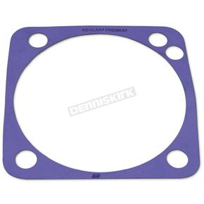 S&S 4 1/8 in. Bore Base Gasket for S&S Twin Cam Style Motors - .018 in. Thick - 93-1074