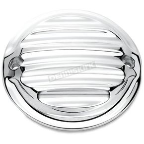 Roland Sands Design Chrome 2-Bolt Nostalgia Points Cover - 0177-2012-CH