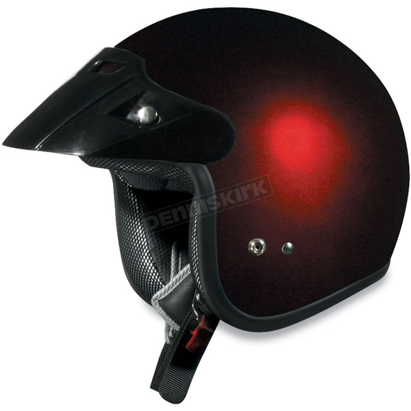 AFX Youth FX-75 Wine Red Helmet - 0105-0011