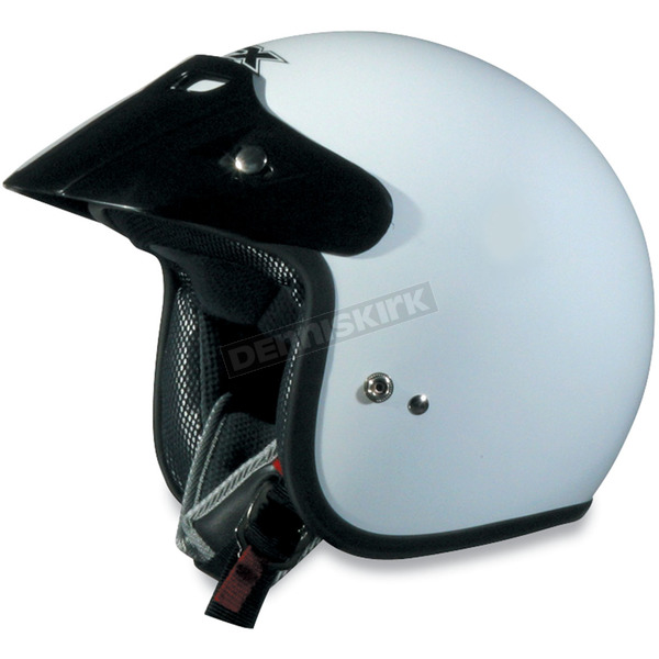 AFX Youth FX-75 White Helmet - 0105-0015
