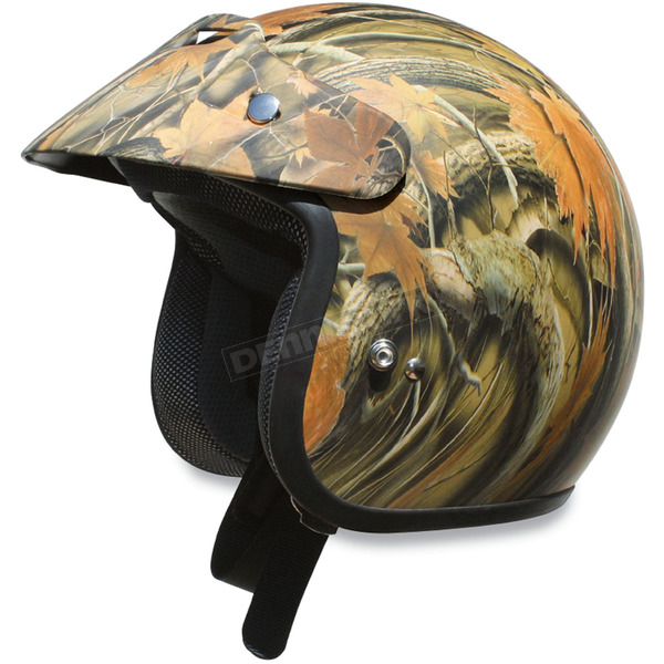 AFX Youth FX-75 Camo Helmet - 0105-0019