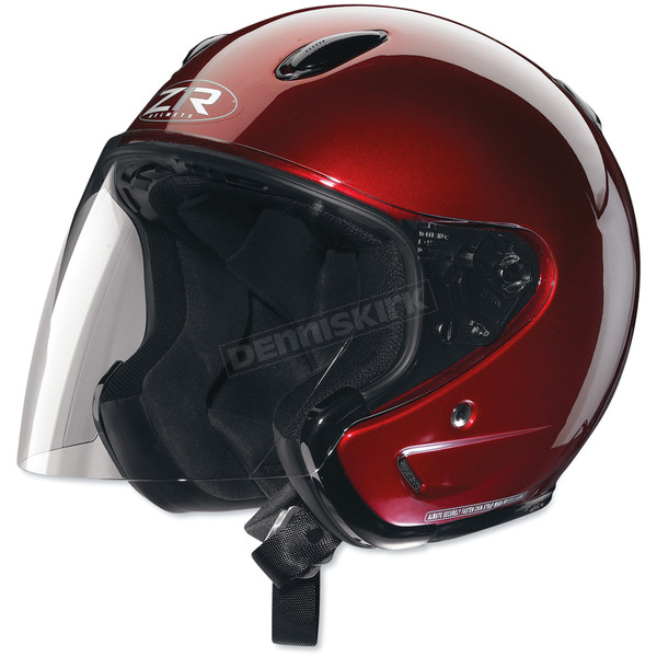 Z1R Ace Wine Helmet - 0104-0217