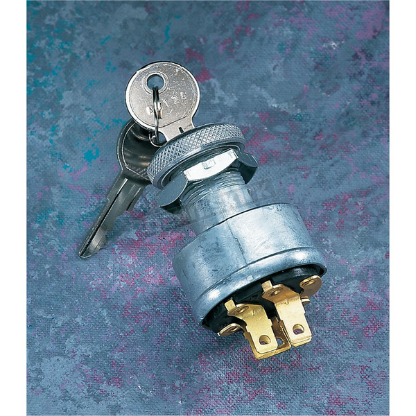 LLP Mfg Manual/Electric Start Ignition Switch - 01-118-04