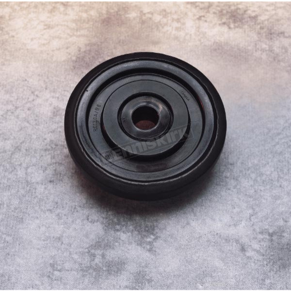 Parts Unlimited Black Idler Wheel w/Bearing - 0411-6207