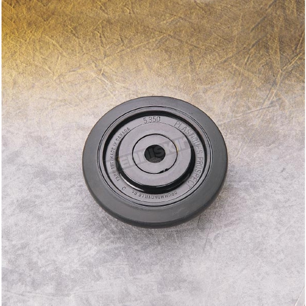 Parts Unlimited Black Idler Wheel w/Bearing - 04-116-67