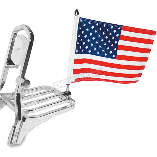 Pro Pad Square Rack Flag Mount for 10 in. x 15 in. Flag - RFM-SQ15