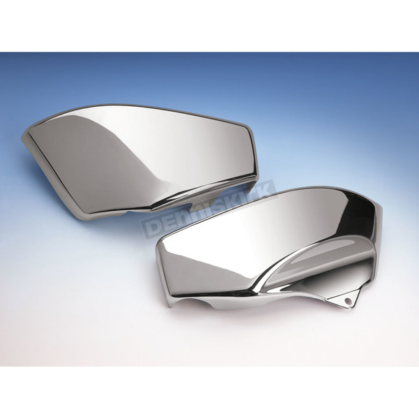 Show Chrome Accessories Chrome Side Cover - 55-129