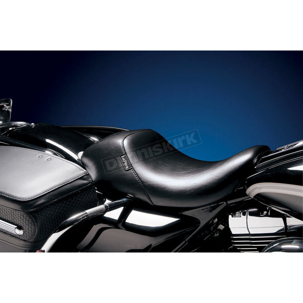 LePera 12 in. Wide Bare Bones Up-Front Solo Seat - LHU-005RK