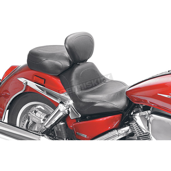 Mustang Seats Vintage Sport Touring Seat with Driver Backrest - 79291