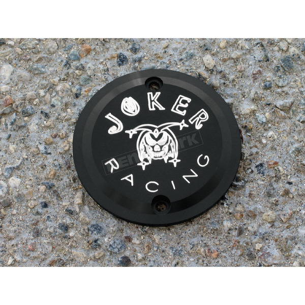 Joker Machine 2 Hole Joker Racing Point Cover - 921103-JRB