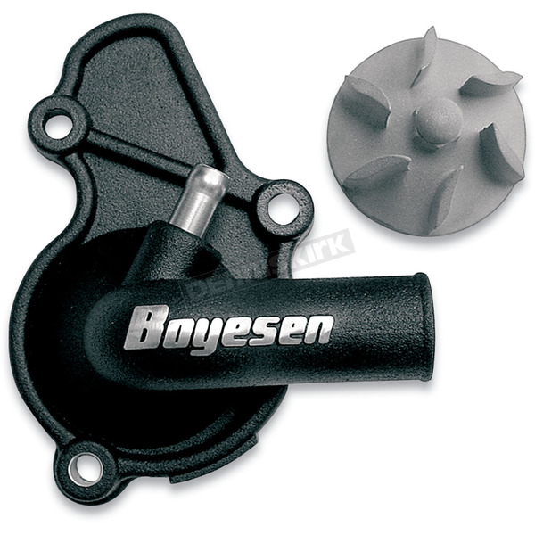 Boyesen Super Flow Water Pump and Impeller Kit - WPK-08B