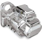 Polished Aluminum Finish 5-Speed Transmission Assemblies-Close Ratio-Delkron Case - 8004