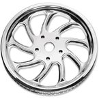 Image Series Torque Chrome Forged Aluminum Pulley - 0093-6166TORLCH