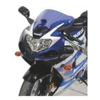 Dark Blue Double Bubble Windscreen - 16-106-04