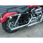Tapered Slip-On Mufflers - MXL-130T