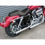 Turnout Slip-On Mufflers - MXL-130TO