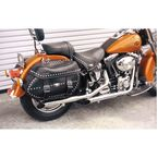 Turnout Slip-On Mufflers - MHD-137-TO