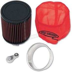 Pro Design Pro-Flow Airbox Filter Kit with K&N Filter - PD-234