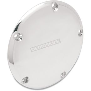 Chrome 5-Bolt Derby Cover - 1107-0047