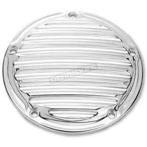 Roland Sands Design Chrome 5-Hole Nostalgia Derby Cover - 0177-2011-CH