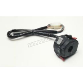 K & S Universal Turn Signal Switch - 12-0030