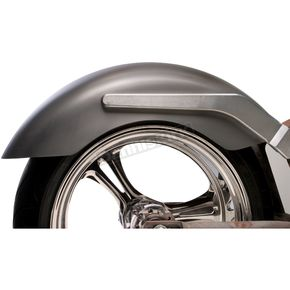 Russ Wernimont Designs Pro Street 8.5 in. Wide Wernimont Rear Fender for Swingarm Frames - 1401-0003