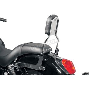 MC Enterprises Deluxe Sissy Bar with Studded Pad - 290-16