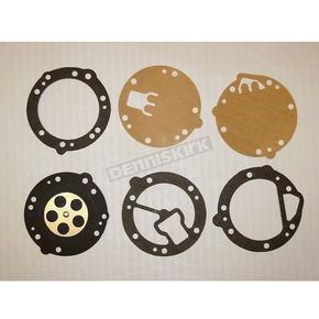 Diaphragm and Gasket Kit for HD carbs - 451402