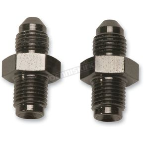 3/8 in. 24 Inverted Flare #3 Male Adapter Fitting - R43963B
