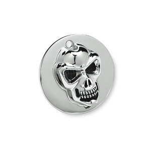 Drag Specialties 3-D Skull Points Cover - 1902-0186