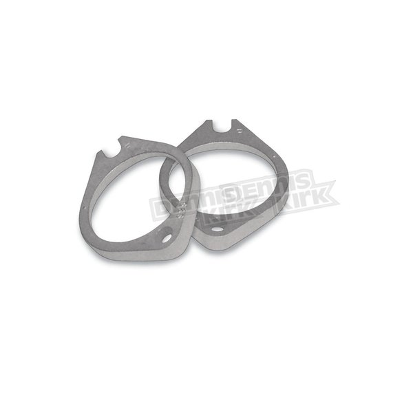 S&S Cycle Intake Manifold Flanges - 106-3516