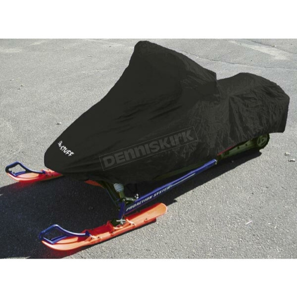 Sno-Stuff Universal Black Snowmobile Cover - 100-101