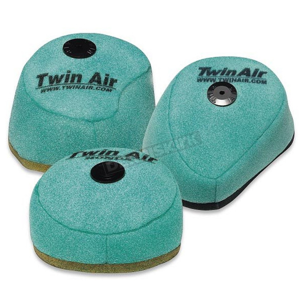 Twin Air Pre-Oiled Air Filter for Power Flow Kit - 154215FRX