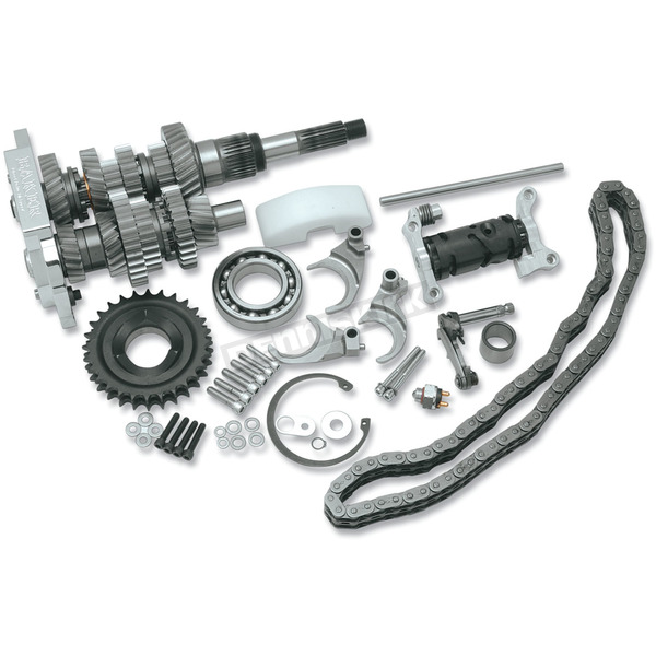 Baker Drivetrain Direct Drive 6-Speed Gear Set Kit - DD411