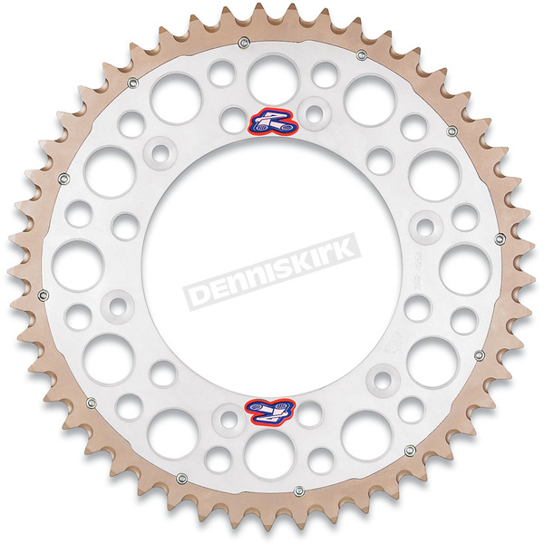 Renthal 48 Tooth Twinring Heavy Duty Sprocket - 1540-520-48GPSI