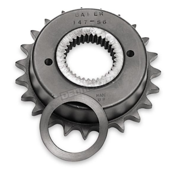 Baker Drivetrain .500 in. Offset Transmission Sprocket w/24 Teeth - 24T05-56
