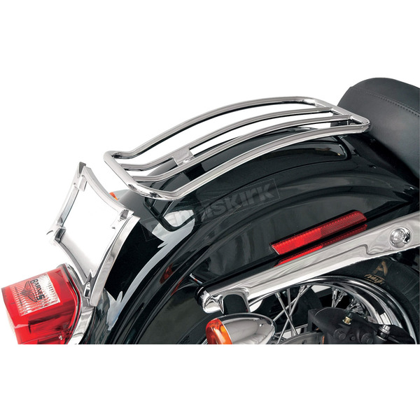 Motherwell Products 7 in. Solo Luggage Rack - MWL-530