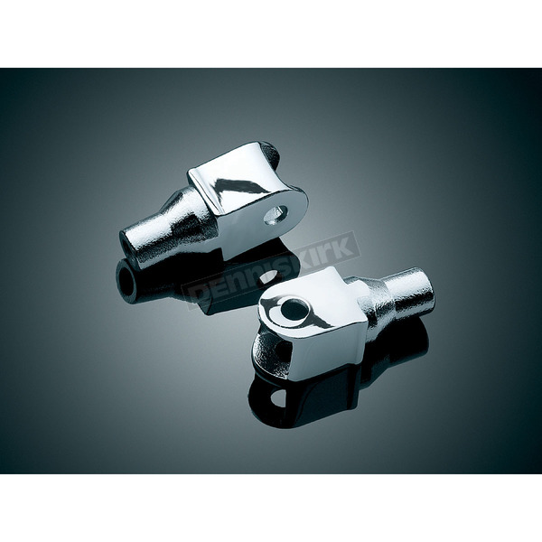 Kuryakyn Front or Rear ISO Peg Adapters - 8803