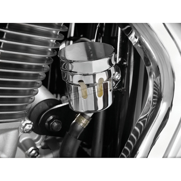 Show Chrome Accessories Rear Brake Reservoir Cover - 55-111