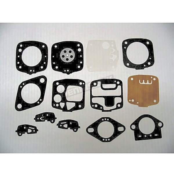 Winderosa Carburetor Diaphragm and Gasket Kit for Walbro WR, WD, and WDA Carbs - 451410