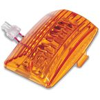 LED Amber Front Fender Light - FT-1002