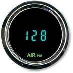 Round 2 1/16 in. Air Pressure Gauge - HLY-3191