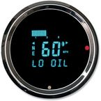 Digital Speedometer/Tachometer with Indicators - HLY-3016