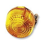 Front Left/Right Turn Signal Assembly W/Amber Lens - 25-1055