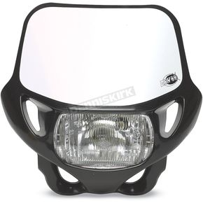 Acerbis DHH DOT and CE Black Headlight - 2042750001