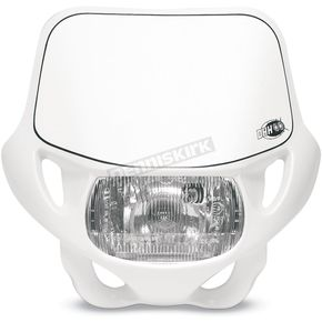 Acerbis DHH DOT and CE White Headlight - 2042750002