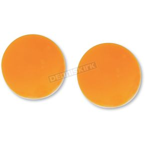 Vizor Lights Amber Turn Signal Lens/Small - RK10A