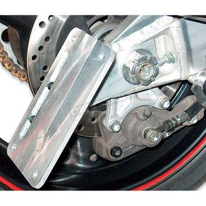 Lightning Performance Swingarm-Mount License Plate Bracket - LPB75101
