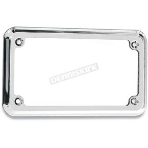 Joker Machine Through-Hole License Plate Frame - 910915C